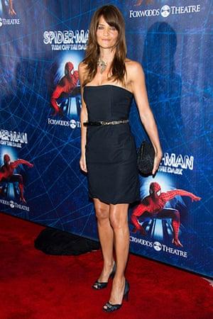 Spider-Man musical: Helena Christensen