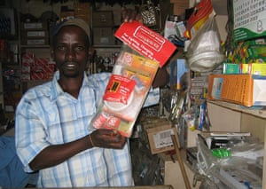 Ashden Awards: International finalists 2011  : ToughStuff International UK and Africa