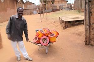 Ashden Awards: International finalists 2011 : Ugastove Ltd. Uganda