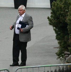 Bilderberg: Swiss politician Rolf Swcheiger