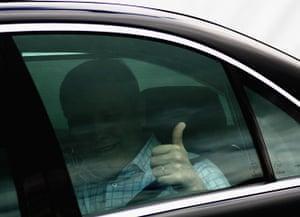 Bilderberg: A jolly Bilderberg delegate