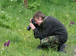 Bilderberg: Photographing orchids