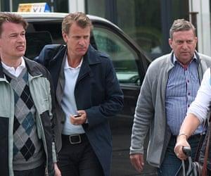 Bilderberg: The bodyguards of oligarch Mordashov