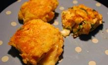 Fishcakes galore