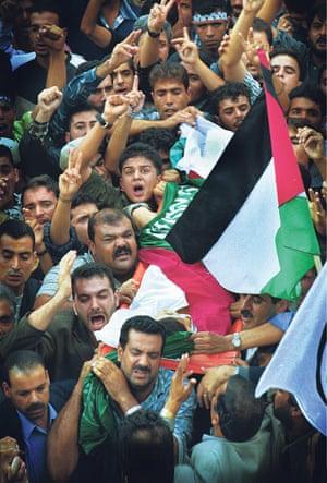 Ami Vitale, Gaza
