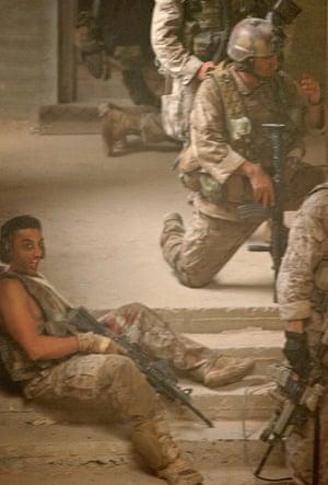 Ashley Gilbertson, Afghanistan