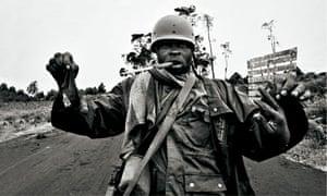 Alvaro Ybarra Zavala, Congo