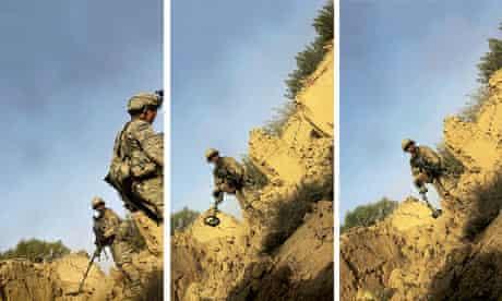 João Silva, Afghanistan