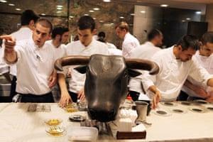 El Bulli: chefs