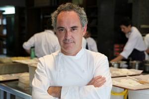 El Bulli: El Bulli's Ferran Adria