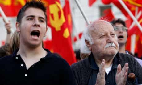 Greek Communist party
