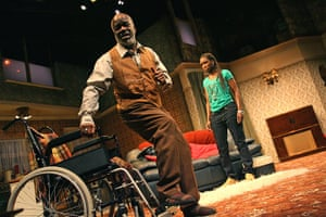 Seven days on stage: Let There Be Love by Kwame Kwei-Armah