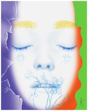 Little White Lies: Suspiria poster by Jesse Auersalo