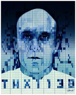 Little White Lies: THX 1138 by Michael Gillette