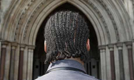 School row over hairstyle in court