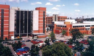 Profile: University Hospitals of Leicester NHS Trust