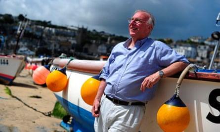 St Ives mayor Ron Tulley, Cornish sharks