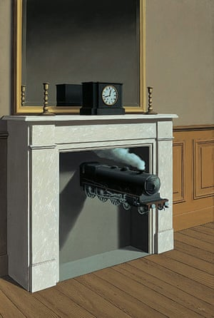 Magritte: Magritte at tate Liverpool