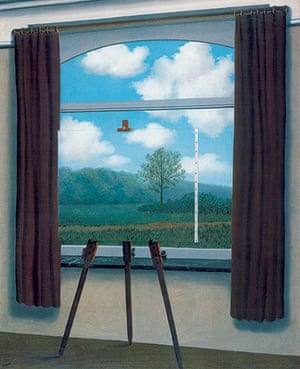 Magritte: The Human Condition