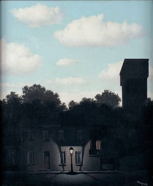 Magritte: The Dominion of Light