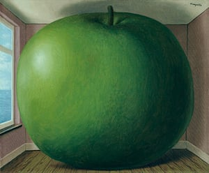 Magritte: The Listening Room