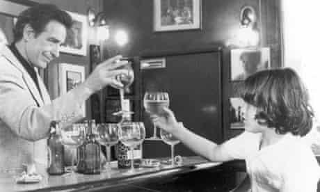children alcohol parents
