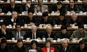Chinese government officials