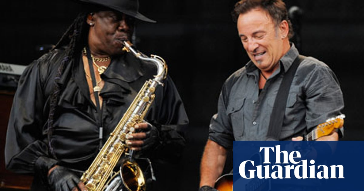 Clarence Clemons Obituary Music The Guardian