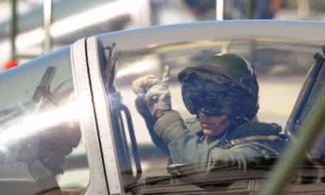 RAF Typhoon pilot