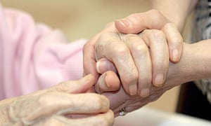 A care home for the elderly