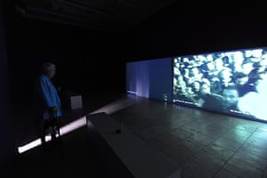 Venice Biennale: '30 Days of Running in the Place', by Egyptian artist Ahmed Basiouny