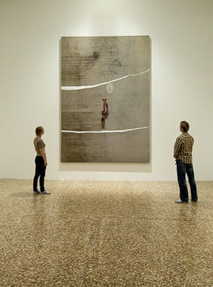 Venice Biennale: Julian Schnabel's 'Permanently Becoming And The Architecture Of Seeing'
