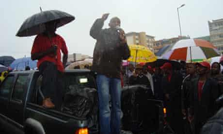 Maxwell Dlamini