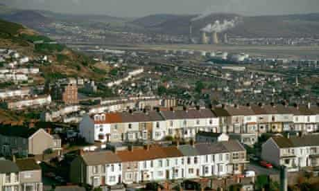 Swansea and Port Talbot