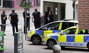 Siege at bank in Watford