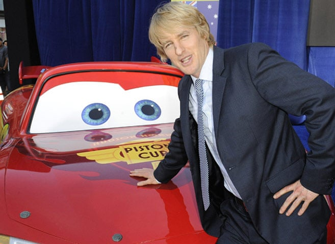 Cars 2 Premiere In Pictures Film The Guardian