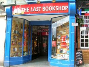 Favourite Bookshops: The Last Bookshop, Oxford