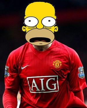 Rooney hair gallery: Wayne Rooney gallery 1