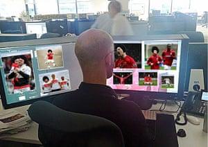 Rooney hair gallery: Wayne Rooney gallery 2