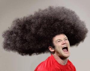 Rooney hair gallery: Wayne Rooney gallery 5