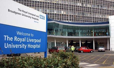 Resultado de imagem para hospital liverpool