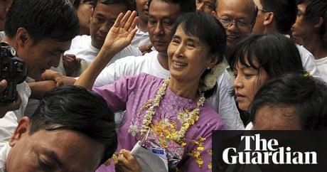 aung san suu kyi tells of burma s struggle for dom and its  aung san suu kyi tells of burma s struggle for dom and its cost world news the guardian