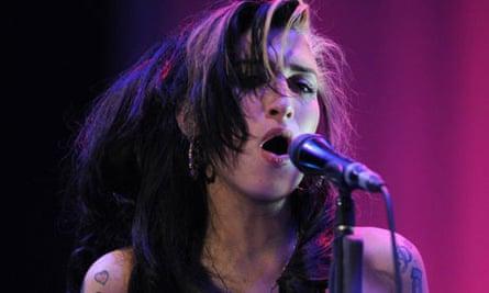 Amy Winehouse in Belgrade
