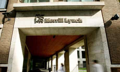 Merrill Lynch building