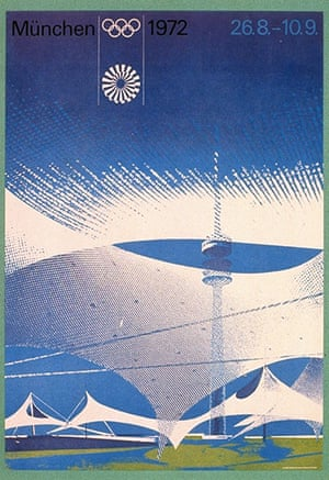 Century Olympic posters: 1972 Munich Olympic Games