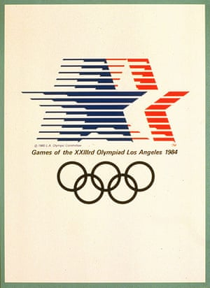 Century Olympic posters: 1984 Los Angeles Olympic Games