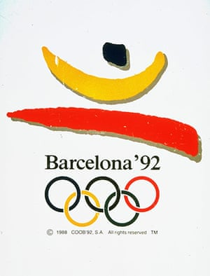 Century Olympic posters: 1992 Barcelona Olympic Games