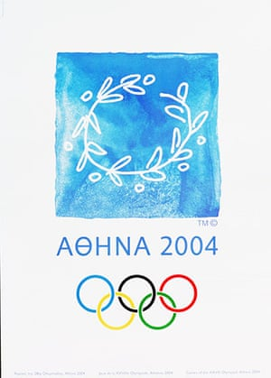 Century Olympic posters: 2004 Athens Olympic Games