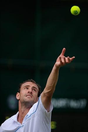 tennis: Wimbledon tennis