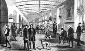 Bedlam 1860